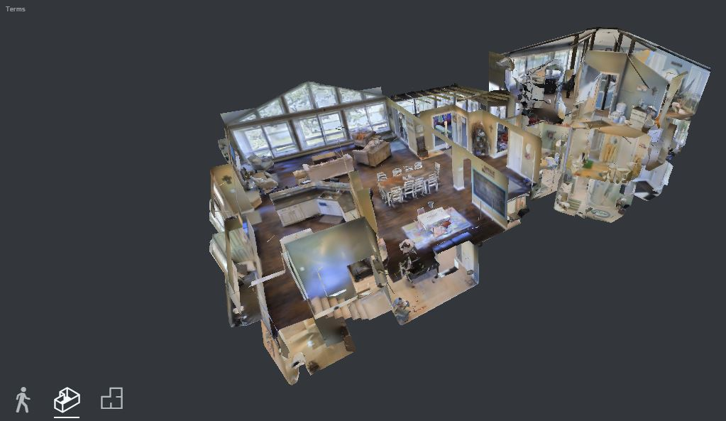 3d tour doll house view