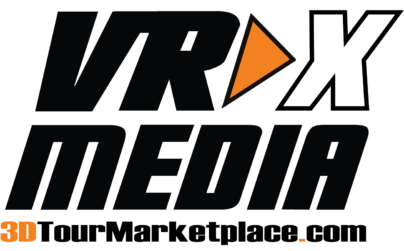 VRX Media Group – 3D Tours, Aerial Video, and Photo Marketplace Retina Logo