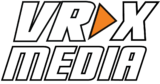 VRX Media Group – 3D Tours, Aerial Video, and Photo Marketplace Logo